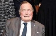 Former President George H.W. Bush hospitalized 1 day after wife Barbara's funeral, spokesman says