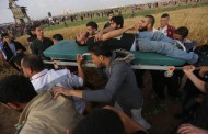 Israel kills three Palestinians in breaking up incidents along Gaza border