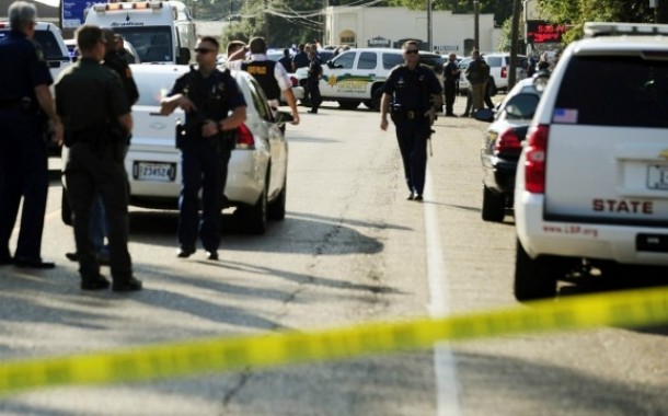 Police detain suspicious in possible shooting at Southern California school