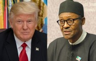Trump & Nigerian President Buhari deflect senseless question