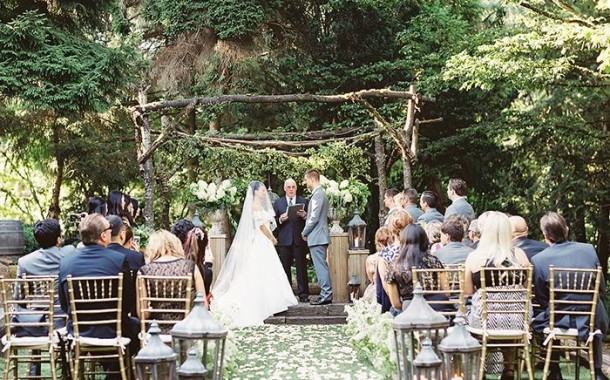 Tiny Wedding Ceremonies are a more suitable budget-friendly solution for couples