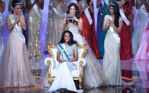 Toni-Ann Singh was crowned Miss World