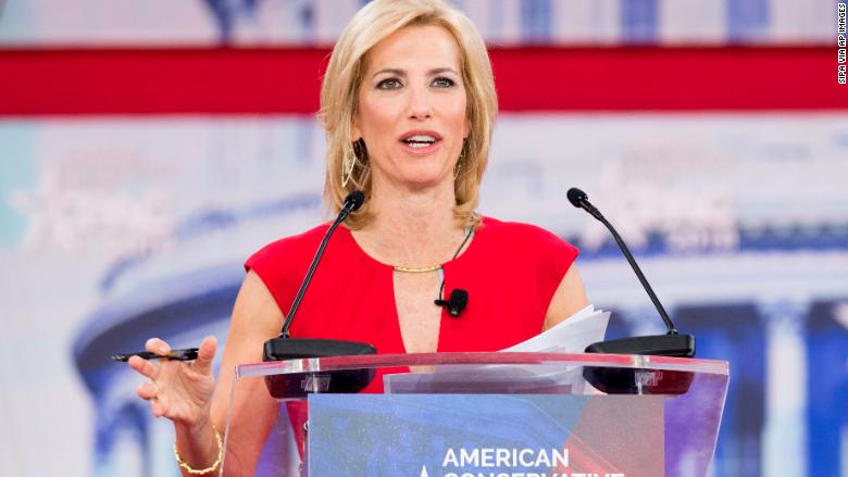 Ad boycott continues, however Laura Ingraham Information Systems coming back