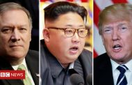 Mike Pompeo: CIA chief made mystery trip to North Korea