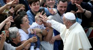 Pope's message on fake break news 'resonates' in abortion debate
