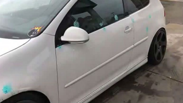 'Guns down, paintballs up:' Police issue caution after 65 shooting incidents in four days
