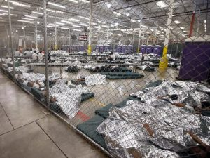 Immigrant child detention policy