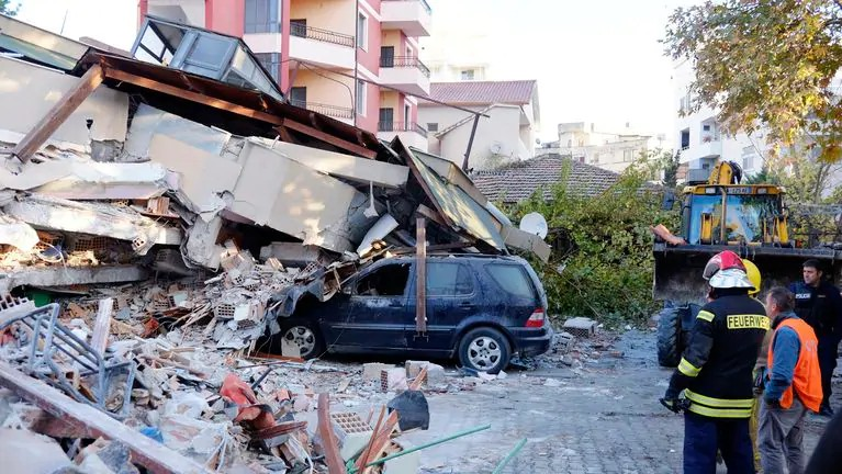 Albania earthquake killed Eleven People Today
